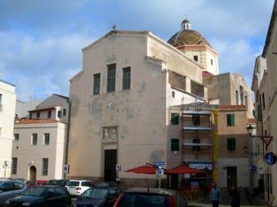 Iglesia de San Michele Alghero Italia