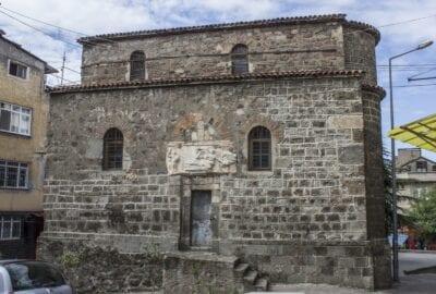 Iglesia de Santa Ana Trebisonda Turquía