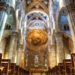 Iglesia Hdr Lucca Italia