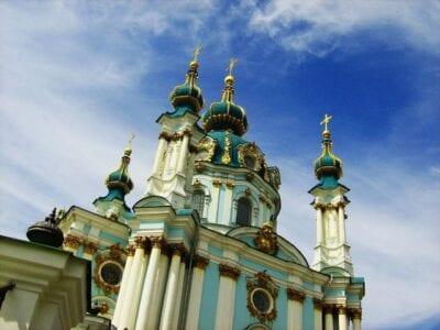 Iglesia Kiev Religión Ucrania