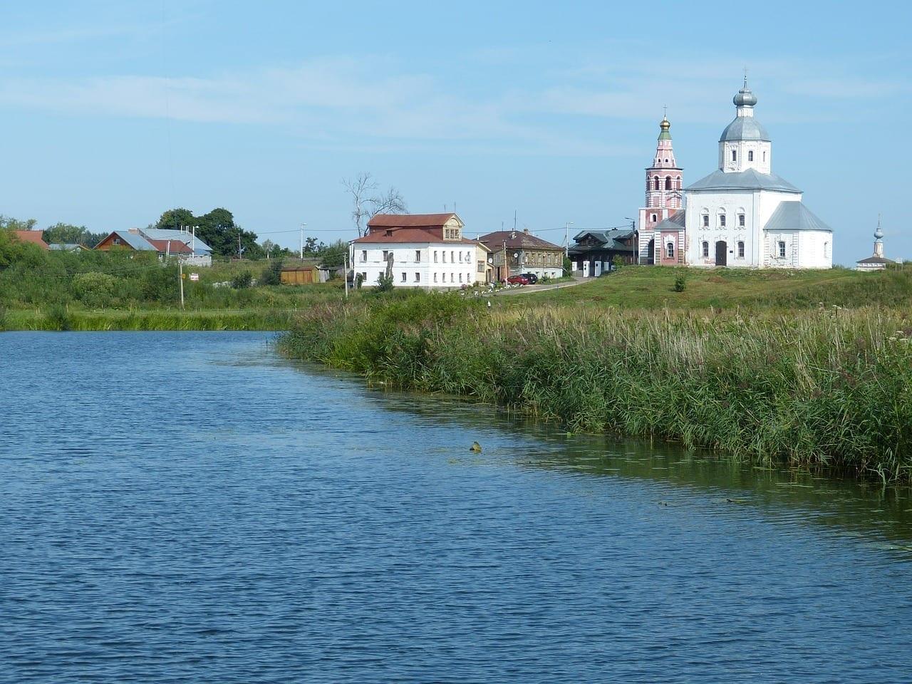Iglesia Rusia Suzdal Rusia