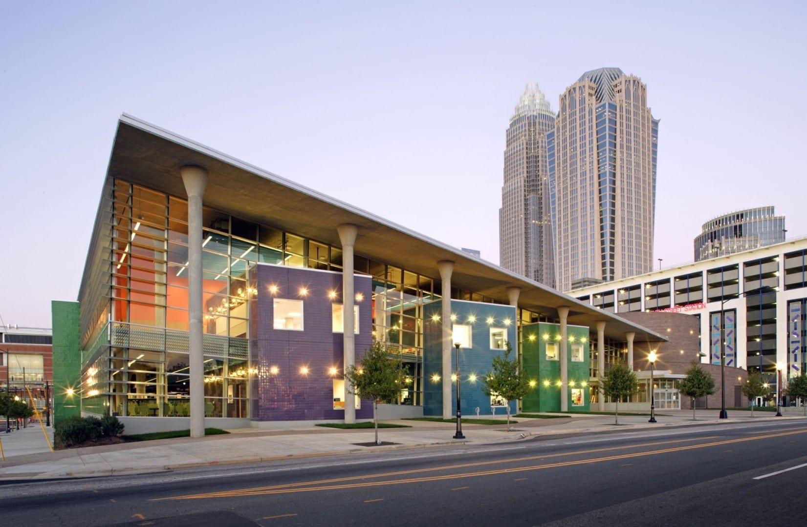 Imaginon y el Teatro Infantil de Charlotte Charlotte Estados Unidos