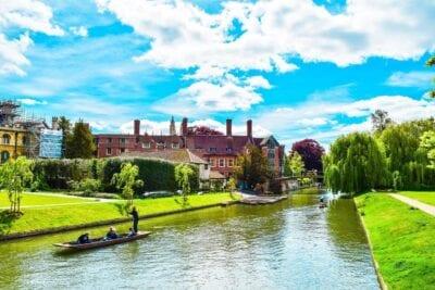 Inglaterra Cambridge Viajes Reino Unido