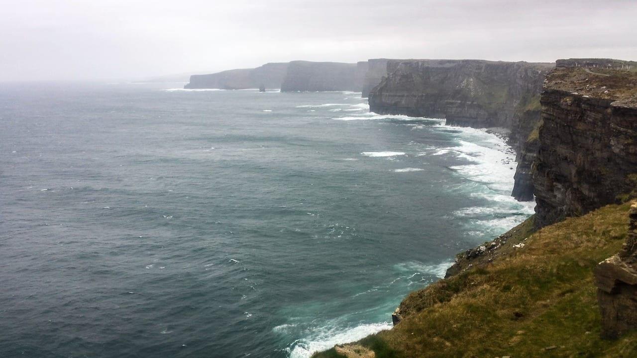 Irlanda Galway Cliffs Of Moher Irlanda