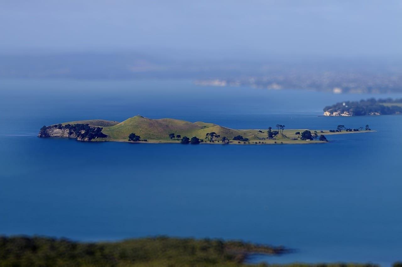 Isla Auckland Nueva Zelanda Nueva Zelanda