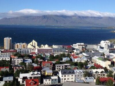 Islandia Reykjavik De Viaje Islandia