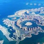 Islas Artificiales Qatar Doha Catar