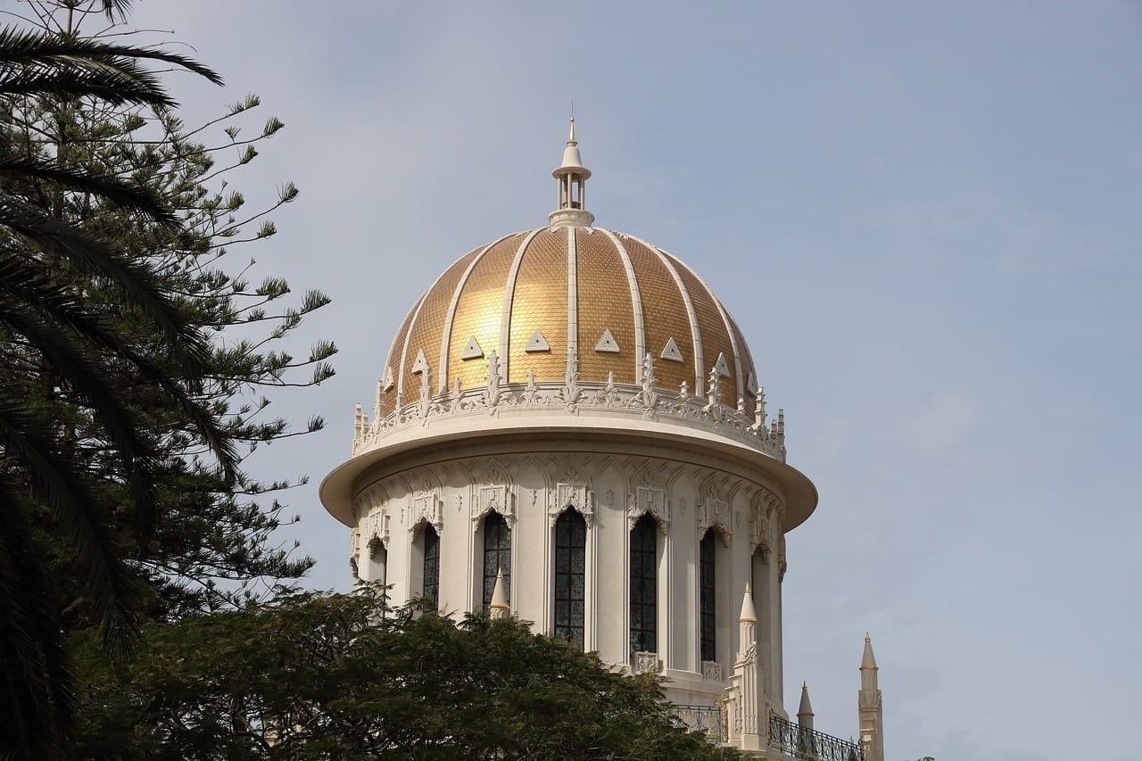 Israel Haifa Bahai Israel