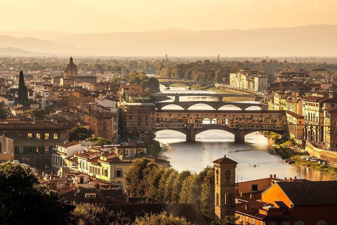 Italia Florencia Iglesia Italia