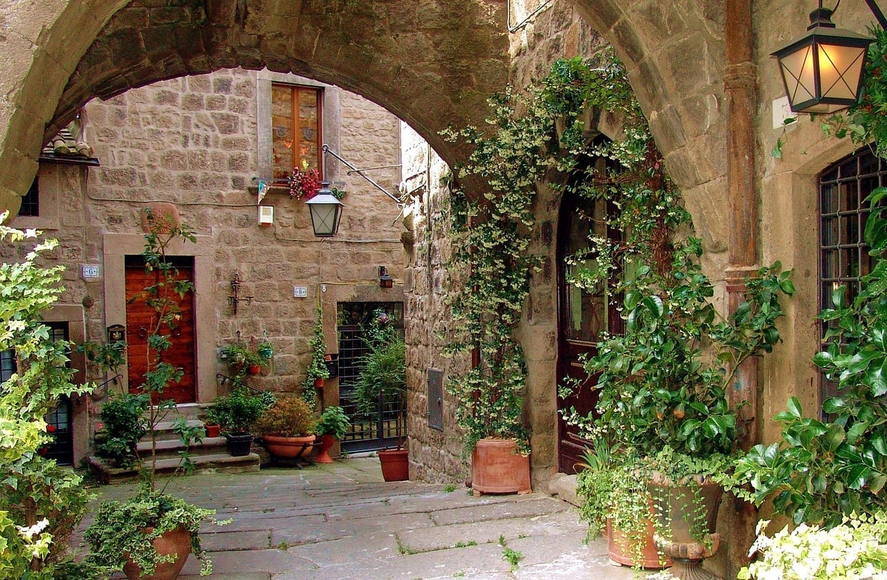 Italia Lacio Viterbo Italia