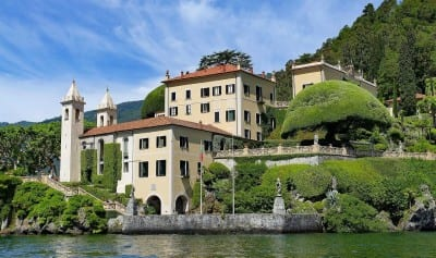 Italia Lago De Como Villa Balbianello Italia