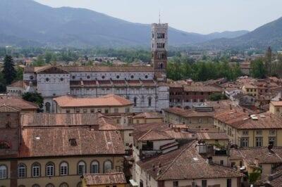 Italia Lucca Tuscany Italia