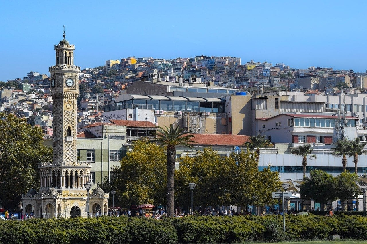 Izmir Panorama Turismo Turquía
