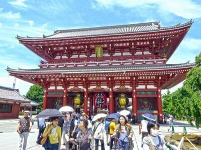 Japón Tokio Asakusa Japón