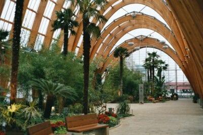 Jardines de Invierno Sheffield Reino Unido