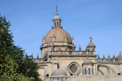 Jerez De La Frontera Catedral Templo España