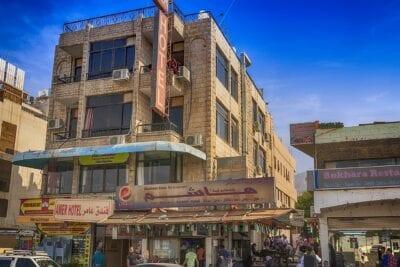 Jordania Aqaba Calle Jordania