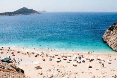 Kaputas Antalya Playa Turquía
