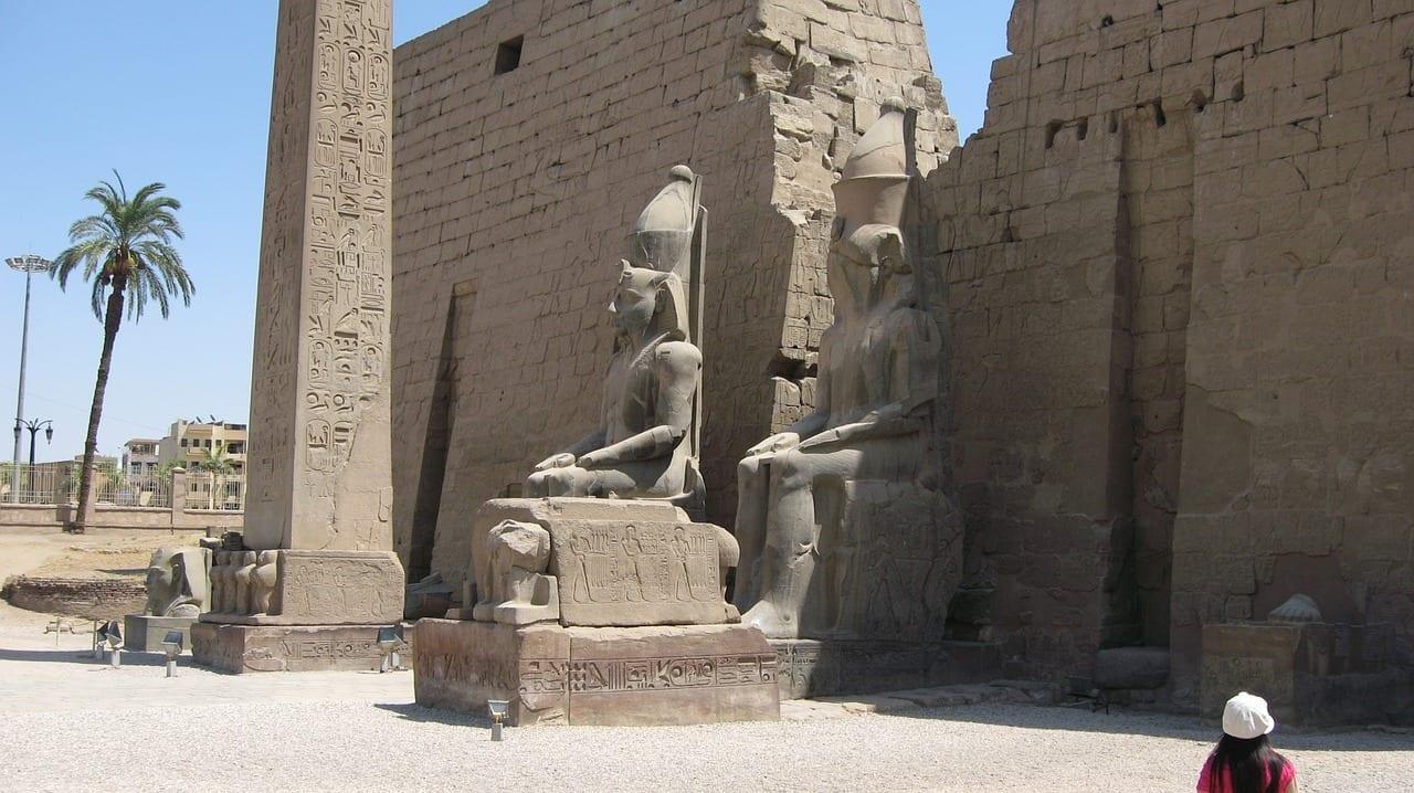 Karnak Templo Luxor Egipto