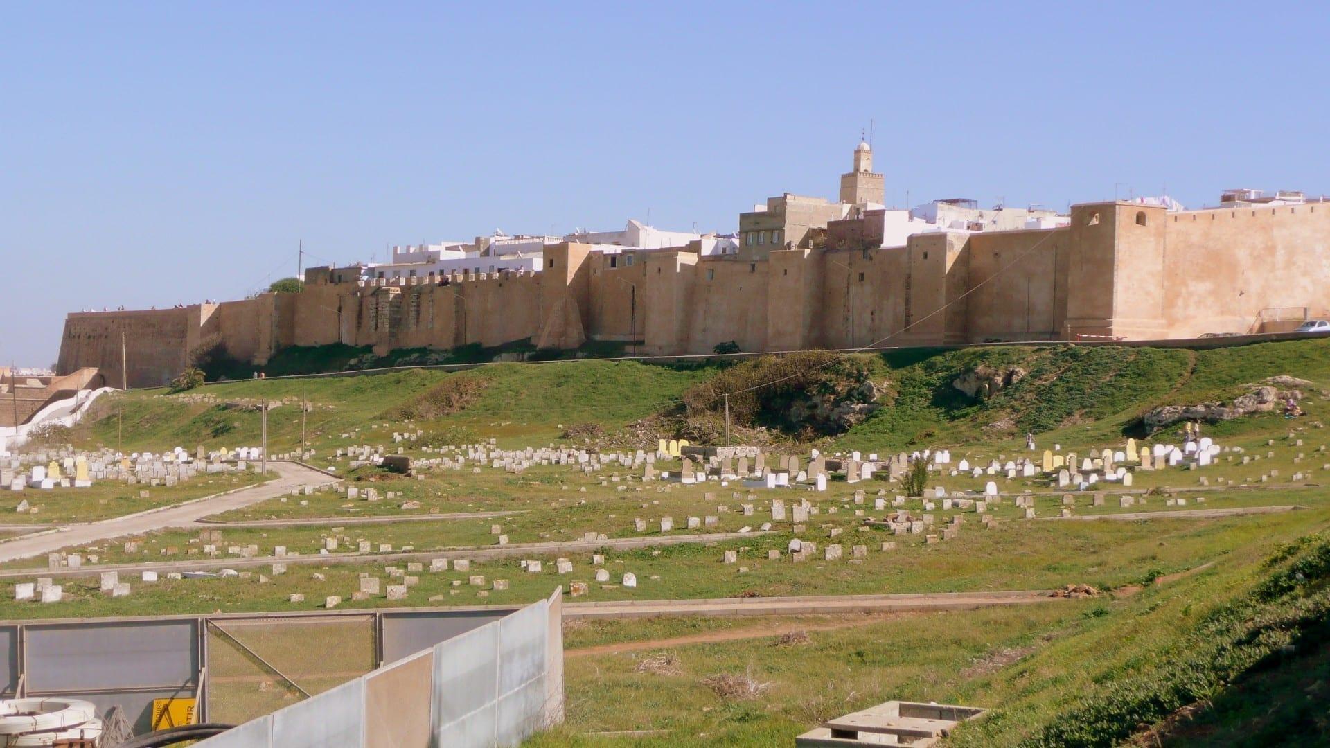 Kasbah de los Oudaias Rabat Marruecos