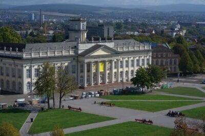 Kassel Fridericianum Museo Alemania