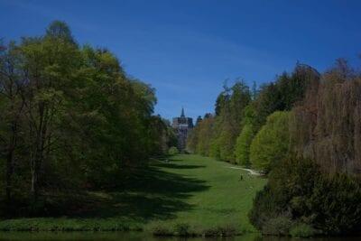 Kassel Parque De La Montaña Wilhelmshöhe Alemania