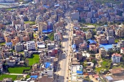 Katmandú Ciudad Nepal Nepal