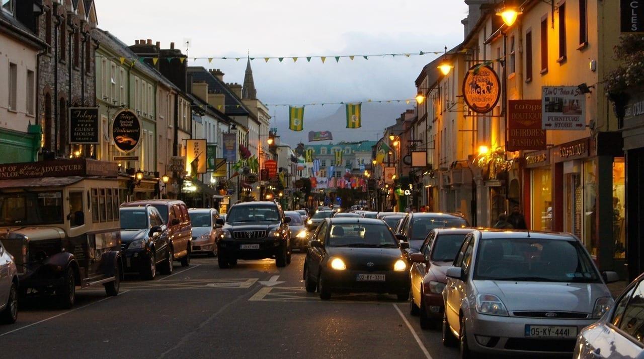 Killarney Irlanda Ciudad Irlanda