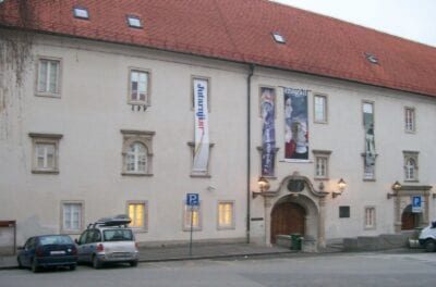 Klovićevi Dvori Galleryl Zagreb Croacia
