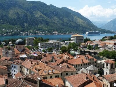 Kotor Montenegro Los Balcanes Montenegro
