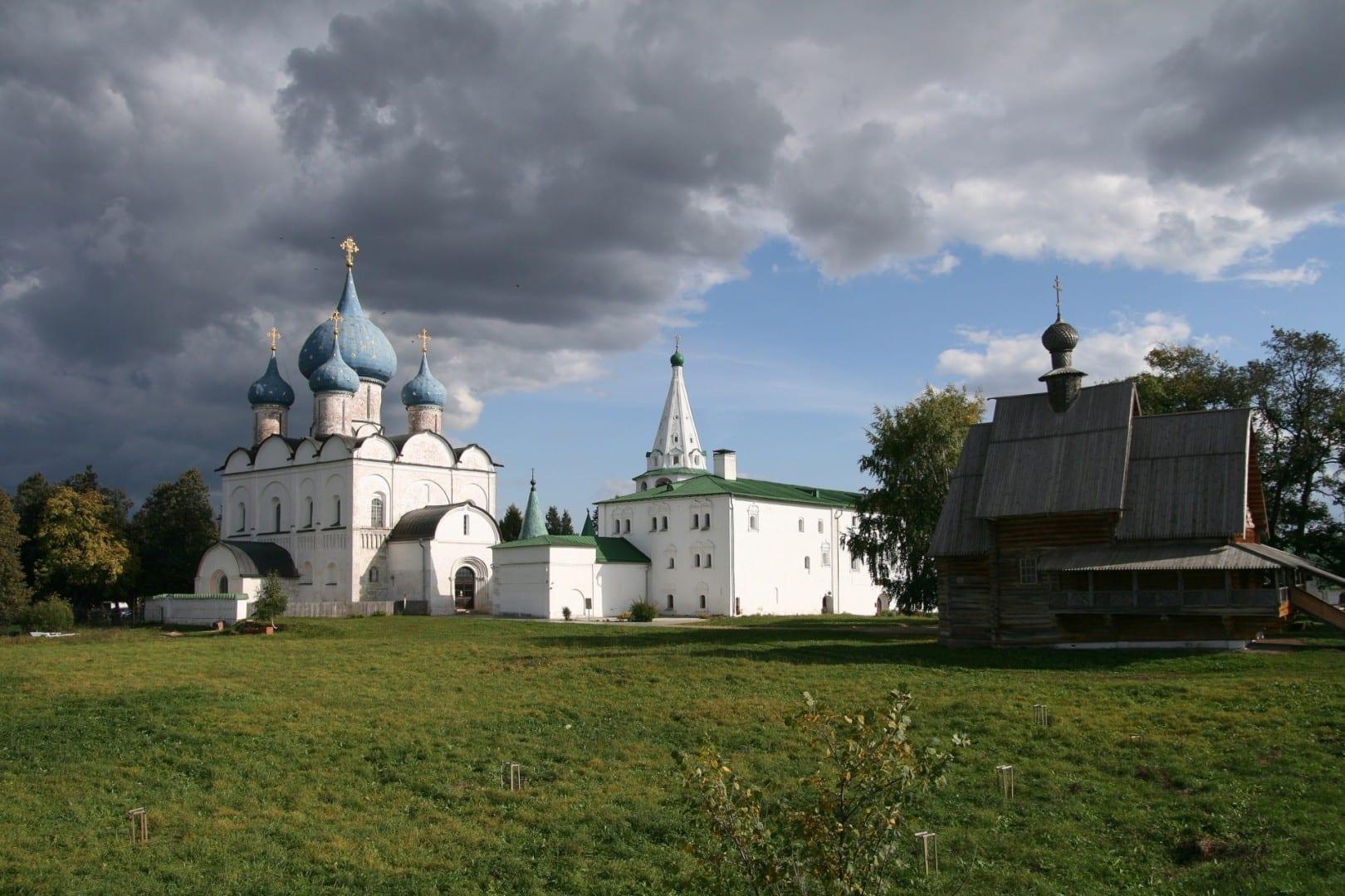 Kremlin Suzdal Suzdal Rusia