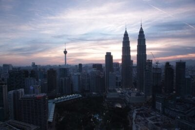 Kuala Lumpur Malasia Twin Tower Malasia