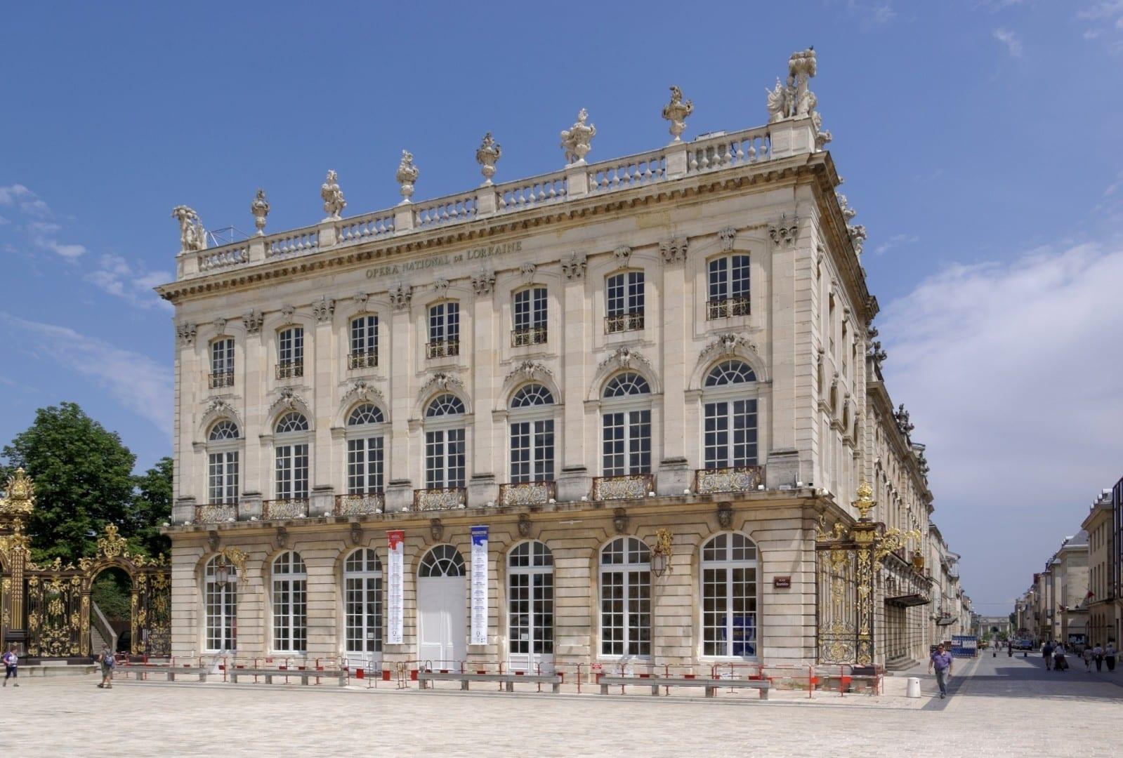 La Ópera de Nancy Nancy Francia