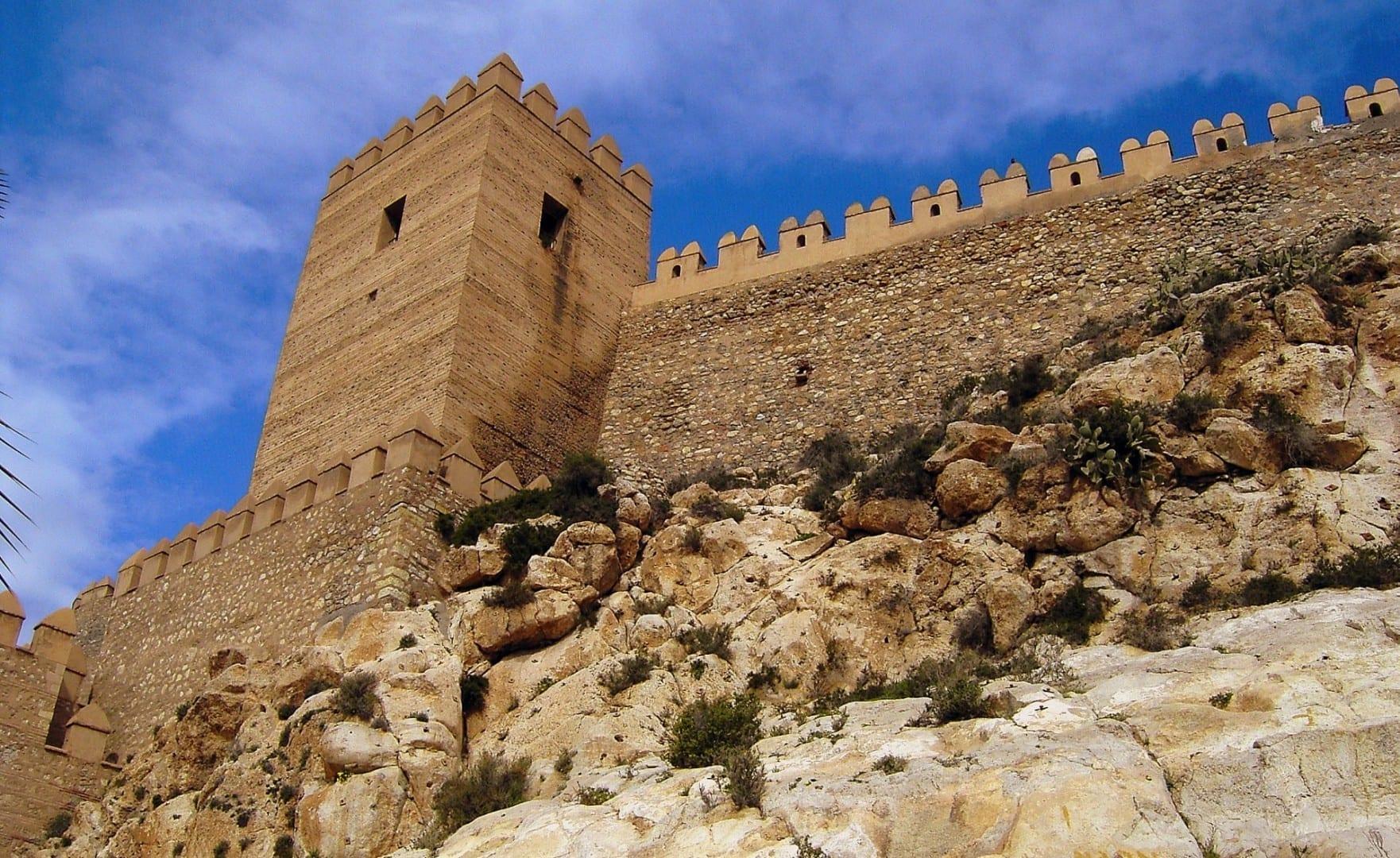La Alcazaba Almería España