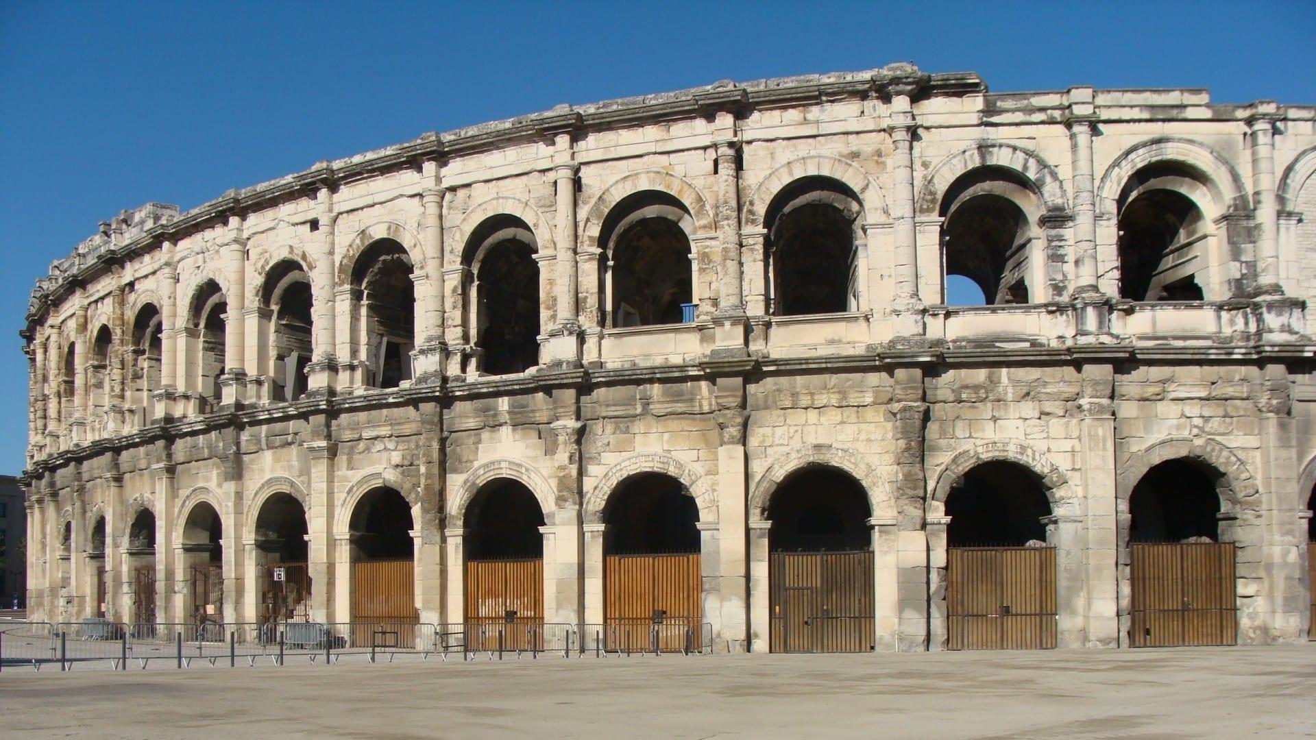 La Arena Nimes Francia