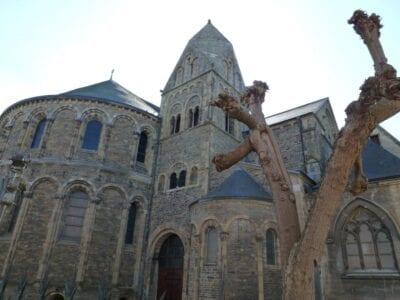 La Basílica de Nuestra Señora Maastrich Países Bajos