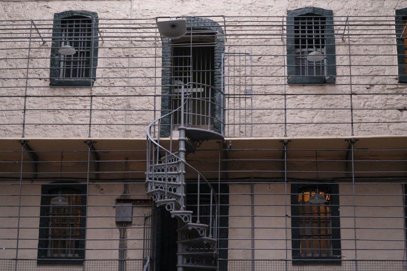 La cárcel de Kilmainham Dublin Irlanda