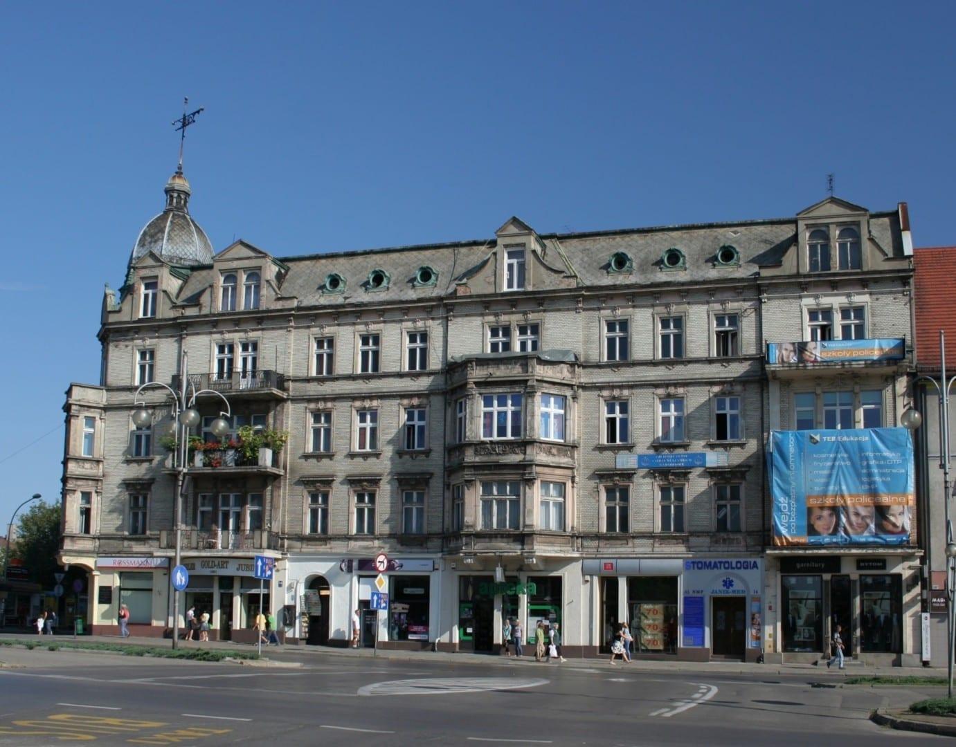 La casa de Franke Częstochowa Polonia