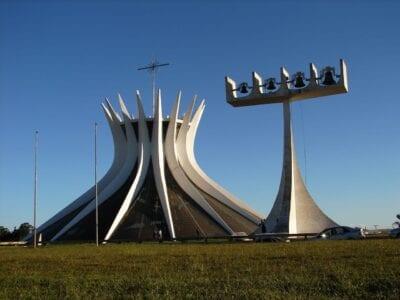 La Catedral de Brasilia Brasilia Brasil