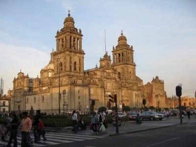 La Catedral de la Ciudad de México en el Centro Ciudad de México México