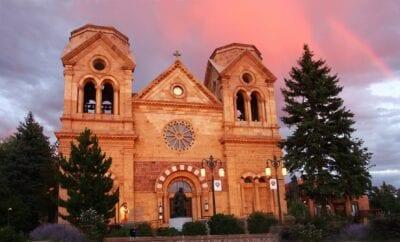 La Catedral de San Francisco Santa Fe (Nuevo México) Estados Unidos