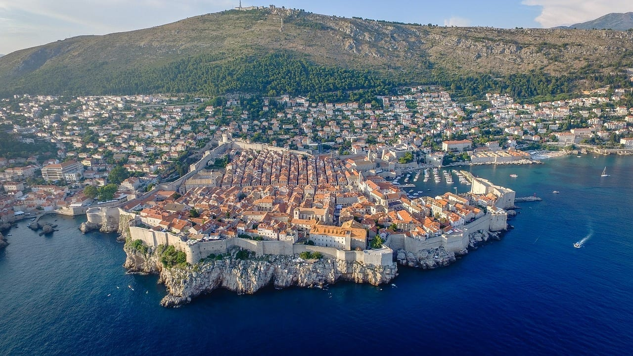 La Ciudad De Dubrovnik Dubrovnik Croacia Croacia