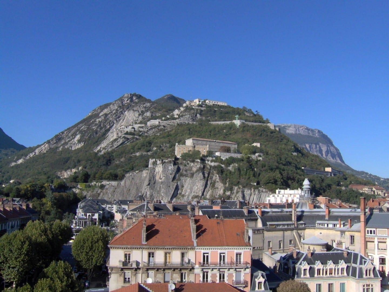 La colina de la Bastilla - Grenoble Grenoble Francia