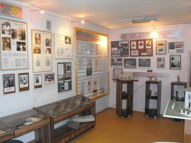 La exposición sobre la historia judía Brest Bielorrusia
