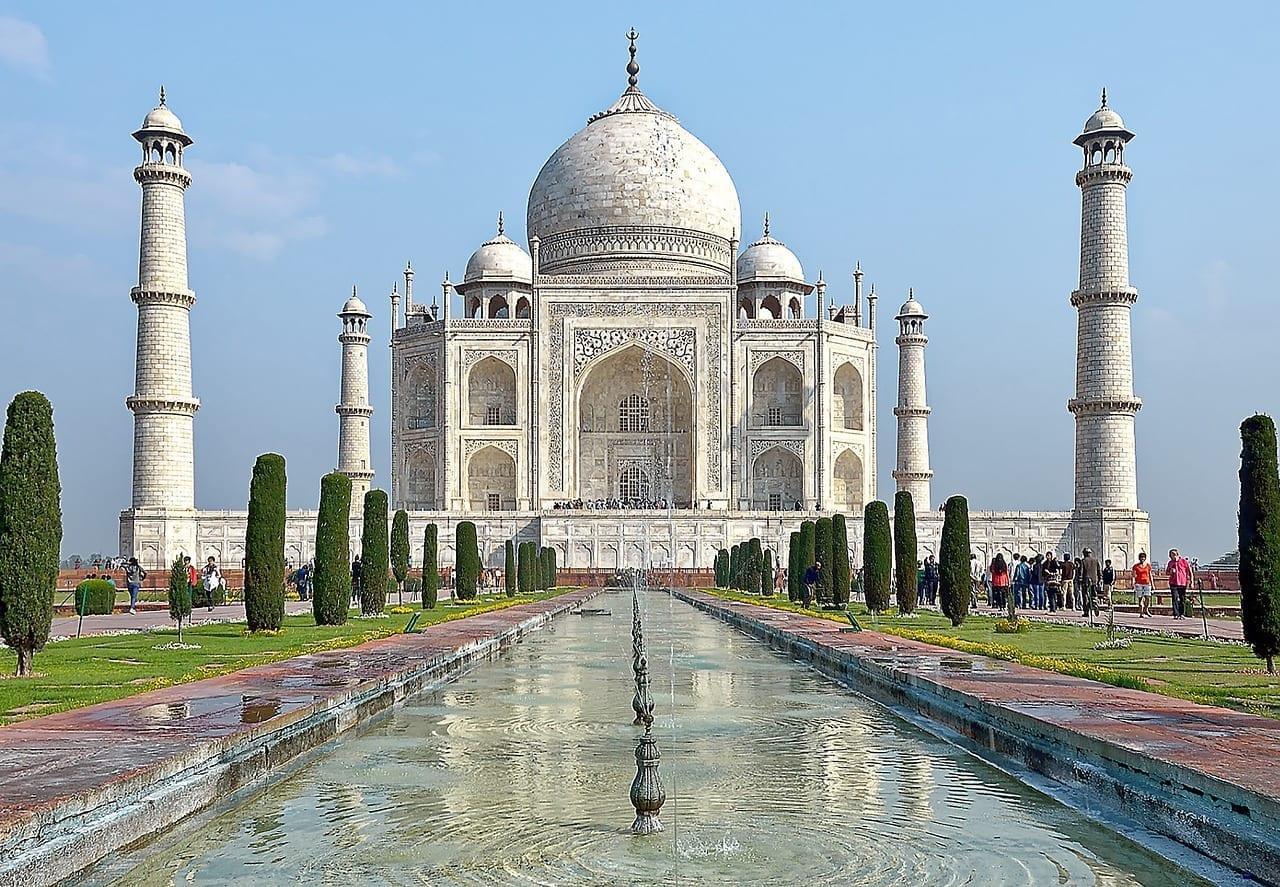 La India Agra Taj Mahal India