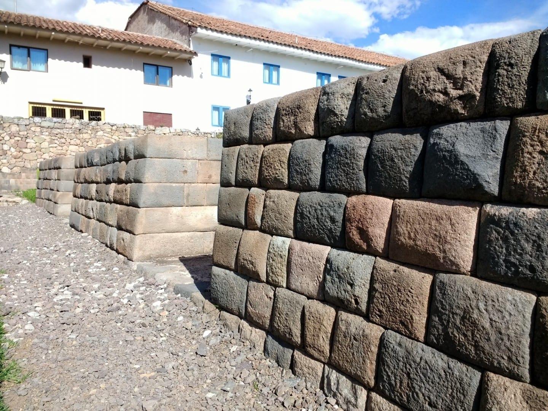 La piedra incaica en Cusco Cuzco Perú