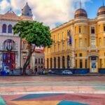 La Zona Cero Recife Pernambuco Brasil