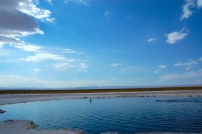 Laguna Cejar San Pedro de Atacama Chile