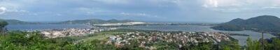 Laguna de Conceição Florianópolis Brasil