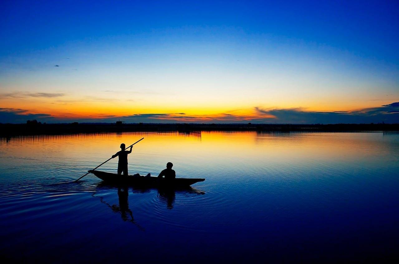 Laguna De Tam Giang Hue Vietnam Vietnam